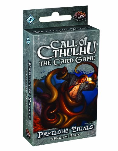Call Of Cthulhu LCG: Perilous Trials Asylum Pack