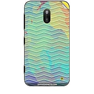 Skin4Gadgets Colourful Waves Phone Skin STICKER for NOKIA LUMIA 620