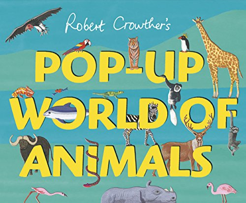 Pop-Up World of Animals