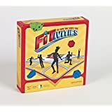 FITIVITIES - Small or Large Group Active Family/Friend Fitness/Party Game (Indoors or Outdoors)