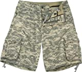 2520 VINTAGE ARMY DIGITAL CAMO INFANTRY UTILITY SHORTS