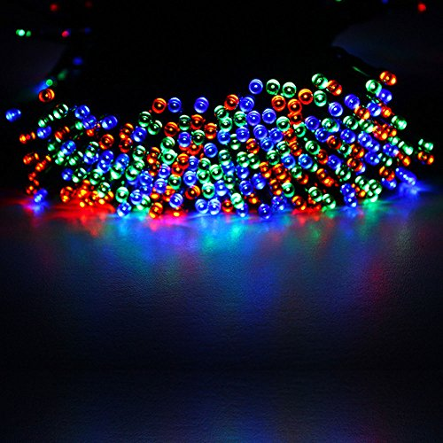 GRDE™ 22m 72ft 200 LED Solar Powered String