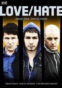 Love / Hate - Series 1, 2 & 3 - 5 DISC SET!!