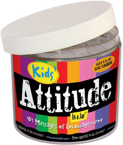 Kids' Attitude in a Jar: 101 Messages of Encouragement