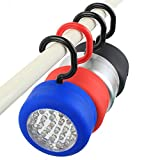 Meanhoo Outdoor 24 LED Flashlight Lamps with Energy Saving Low Heating for Camping Emergency Tent and Other Outdoors