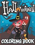 Halloween Coloring Book (Jumbo Size)