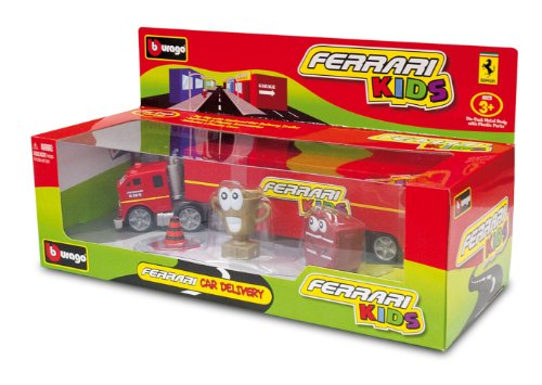 Mac Due 18-31277 – Bburago Ferrari Kids