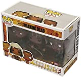 [UK-Import]Walking Dead Michonne & Glow-In-Dark Pet Zombies Pop! Vinyl Figure