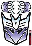 Transformers Decepticon Logo Full Color Decal Set