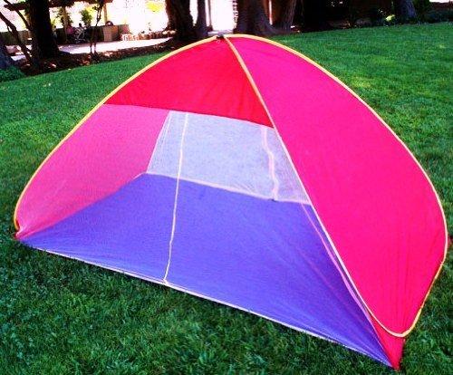 Pop Up Cabana Pool : Brand new summer pop up beach tent shade cabana play