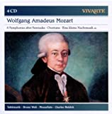 Mozart: 6 symphonies after serenades, Overtures, Eine kleine Nachtmusik, etc