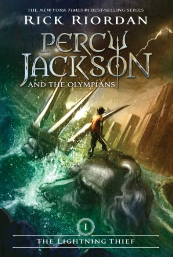 Percy Jackson: The Lighting Thief by Rick Riordan