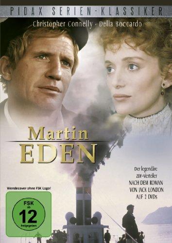 Martin Eden - der komplette Mehrteiler [2 DVDs]