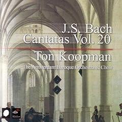 J.S. Bach: Cantatas Vol. 20