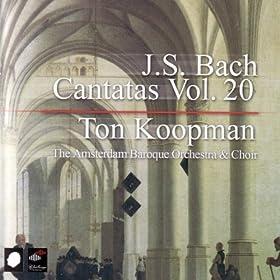 """Man Singet Mit Freuden Vom Sieg BWV 149 Chorus: Choral: """"Ach herr, la� dein lieb Engelein"""""""