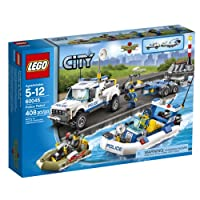 LEGO City Police 60045 Police Patrol by LEGO City Police