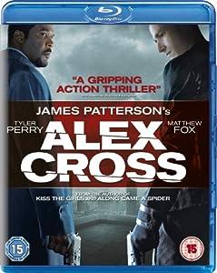 Alex Cross [Blu-ray]