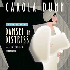 Damsel in Distress Audiobook