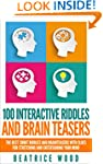 Riddles: 100 Interactive Riddles and...