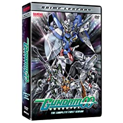 Mobile Suit Gundam 00: The Complete First Season
