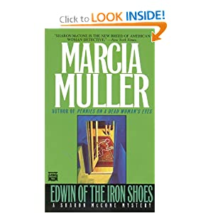 Edwin of the Iron Shoes - Marcia Muller