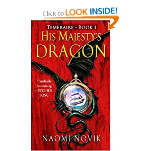 Temeraire Series 01 - His Majesty's Dragon Naomi Novik