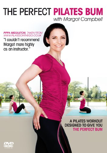 The Perfect Pilates Bum with Margot Campbell [DVD]