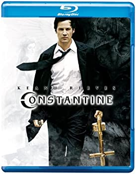 Constantine on Blu-ray