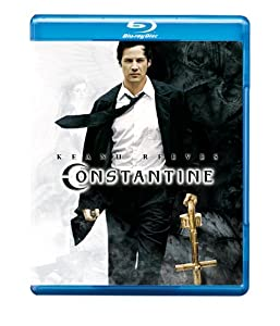 NEW Reeves/stormare/hounsou - Constantine (Blu-ray)