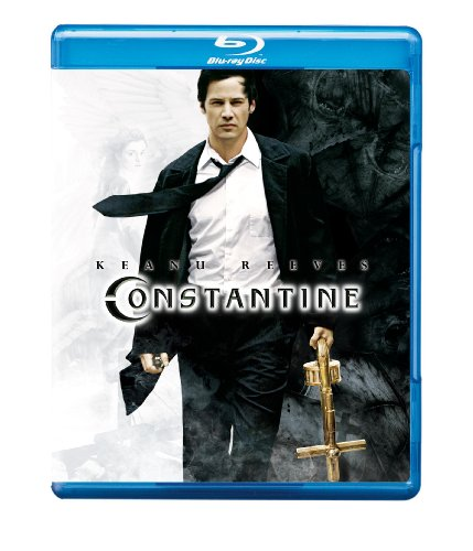 Cover art for  Constantine [Blu-ray]