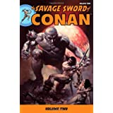 "Savage Sword of Conan: v. 2von ""Roy Thomas"""