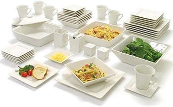 10 Strawberry Street Nova 45-Pc. Dinnerware Set