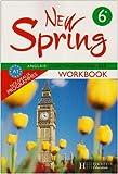 echange, troc Françoise Lemarchand, Kathleen Julié, Jean-Rémi Lapaire - Anglais 6e New Spring : Workbook