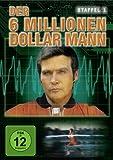 Der 6 Millionen Dollar Mann - Staffel 1 (4 DVDs)