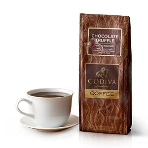 Godiva Chocolatier Chocolate Truffle Coffee, 10 Ounce