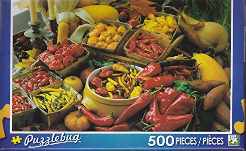 Puzzlebug 500 ~ Autumn Harvest