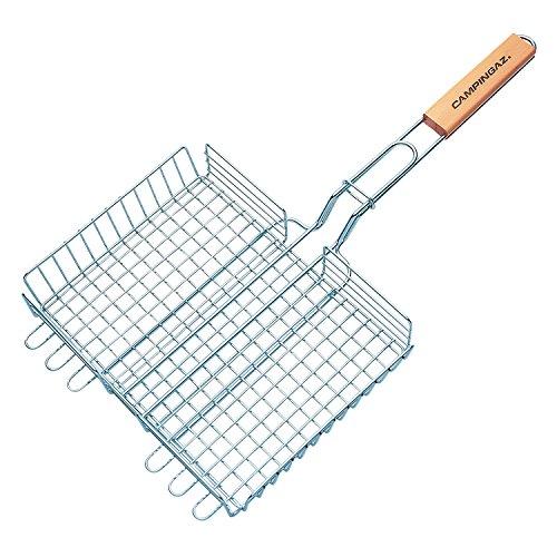 campingaz-205705-grille-pour-barbecue-rectangulaire-double-ajustable-en-hauteur-manche-en-bois-29-x-