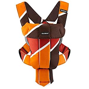 BABYBJORN Baby Carrier Original, Orange Retro