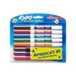 Expo Low Odor Dry Erase Pen-Style Mar...