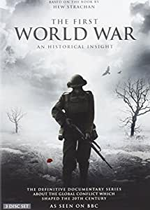 The First World War - The Complete Series [DVD]