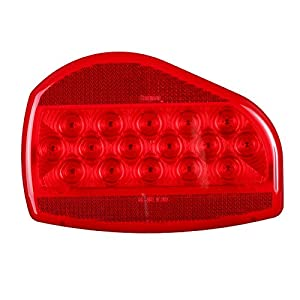 Bragman 07 Series Surface Mount LED Light (Stop/Tail/Left Turn)