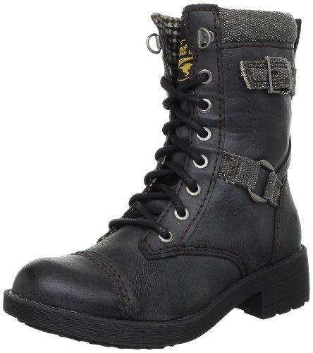 Rocket Dog Thunder Womens Boots Acj Black 10 5 UK, 38 EU