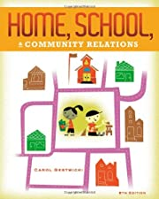 Home School and Community Relations by Gestwicki
