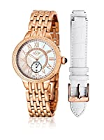 Gevril Reloj con movimiento cuarzo suizo Woman Astor MOP diamonds 40 mm