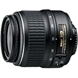 Nikon 18-55mm f/3.5-5.6G ED II Auto Focus-S DX Nikkor Zoom Lens (OLD MODEL)