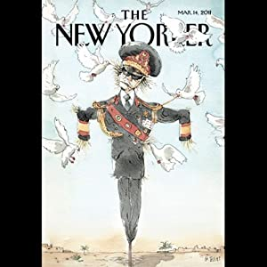 The New Yorker, March 14th 2011 (Jill Lepore, Louis Menand, Robert Coover) Periodical