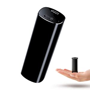 Mini Voice Activated Recorder, 32GB Super Long 800 Hours Recording Capacity, 365 Standby Battery, Audio Sound Recording Continuous Listening Device with Strong Magnetic (Color: Black-52)