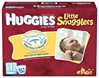 Huggies Little Movers Diapers (Packaging May Vary) by Huggies