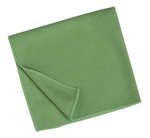 Scotch-Brite 76860 Panno in Microfibra con Struttura a Nastro, Verde