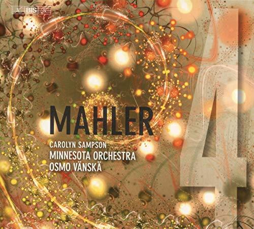 SACD : MAHLER / SAMPSON / VANSKA - Symphony 4
